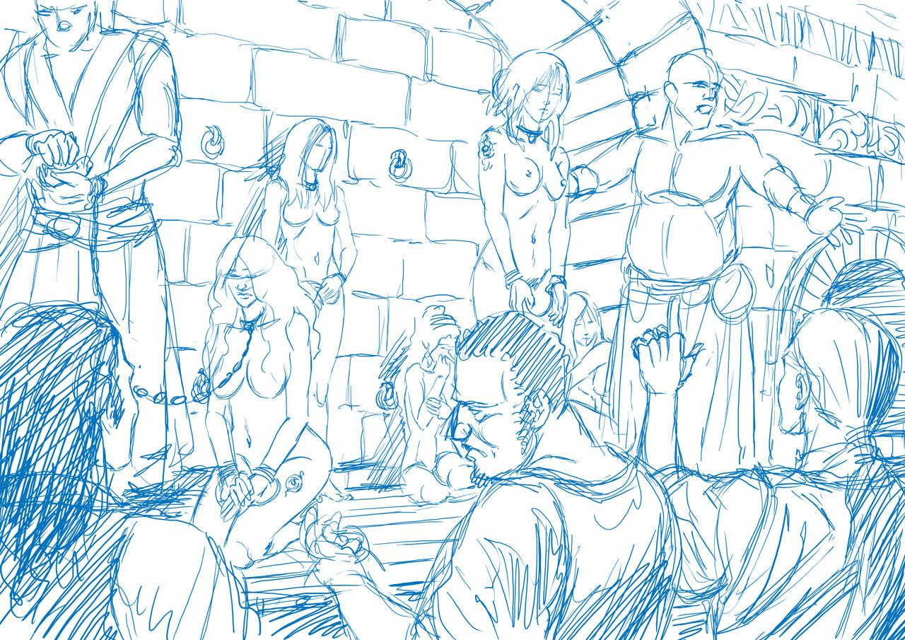 Axelle bouet slave market1