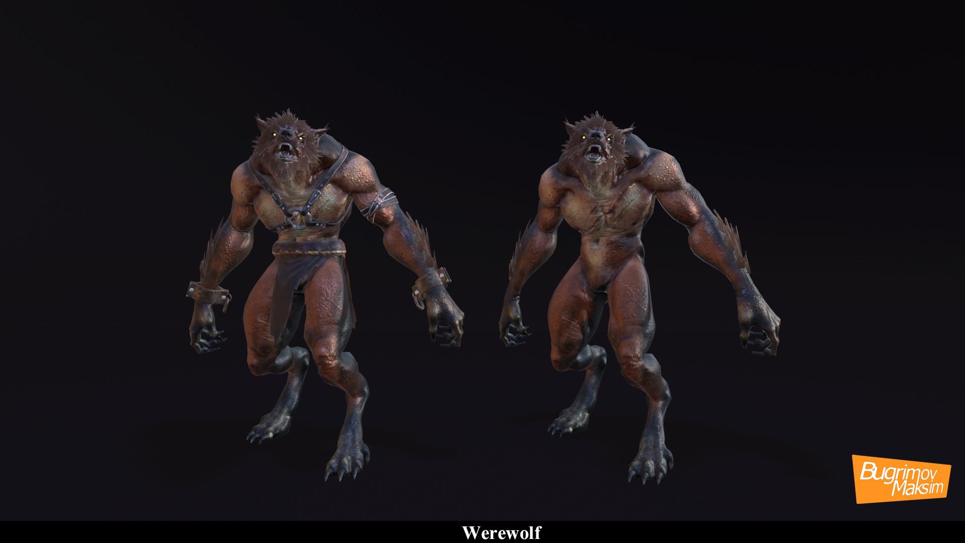 3d warewolf three way erotica tube