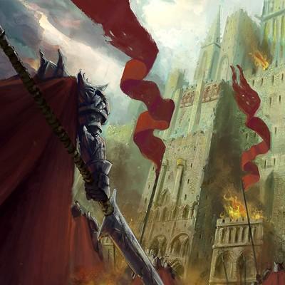 Marcus oriente castleseige