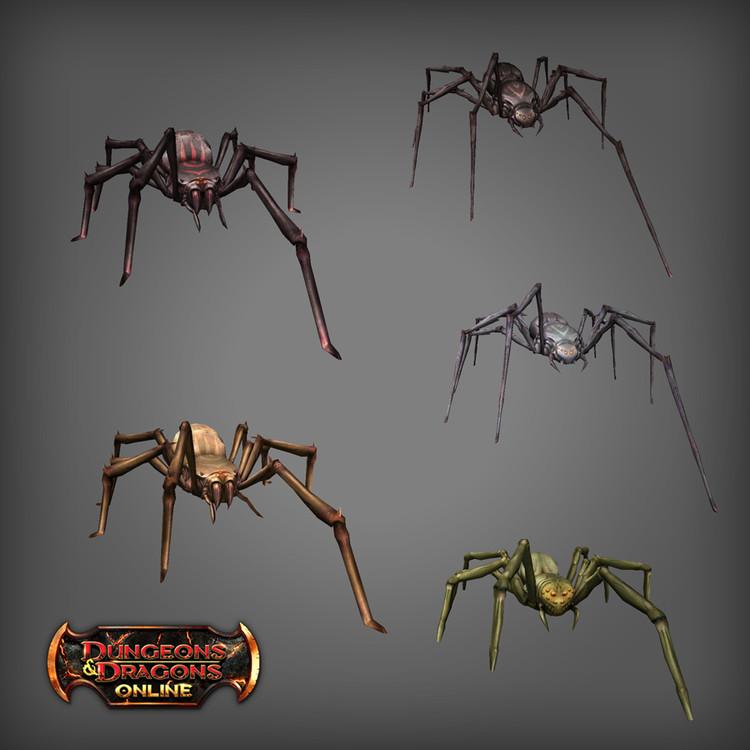Spider Varients