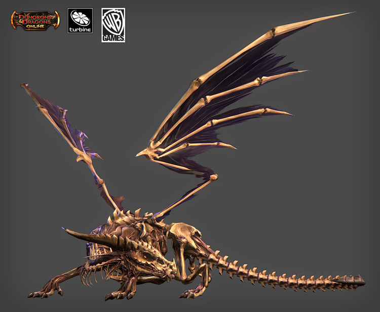 Dracolich In-Game