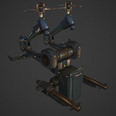 Singer ko helicopter mech02