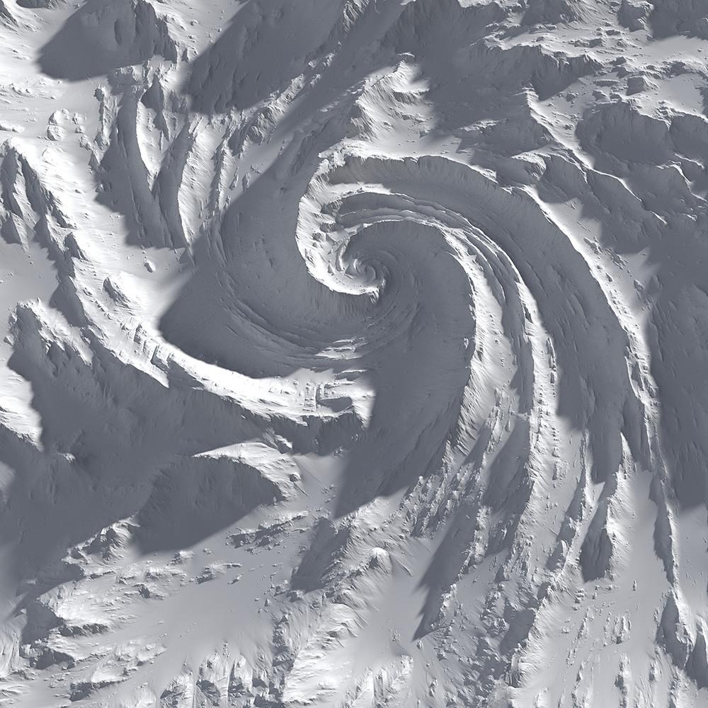 Glenn melenhorst earthmandala white1000