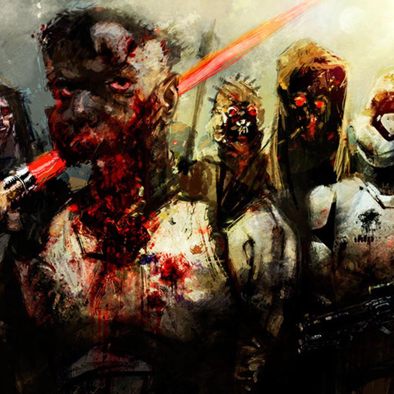 Star Wars Zombie