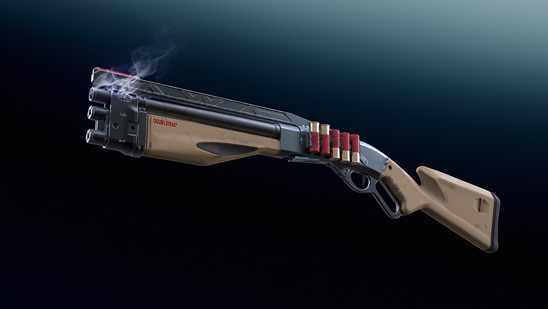 Daniel solovev 7c shotgun l2 v1