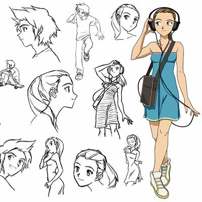 Amelia vidal 7
