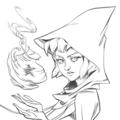 Amelia vidal little wizard