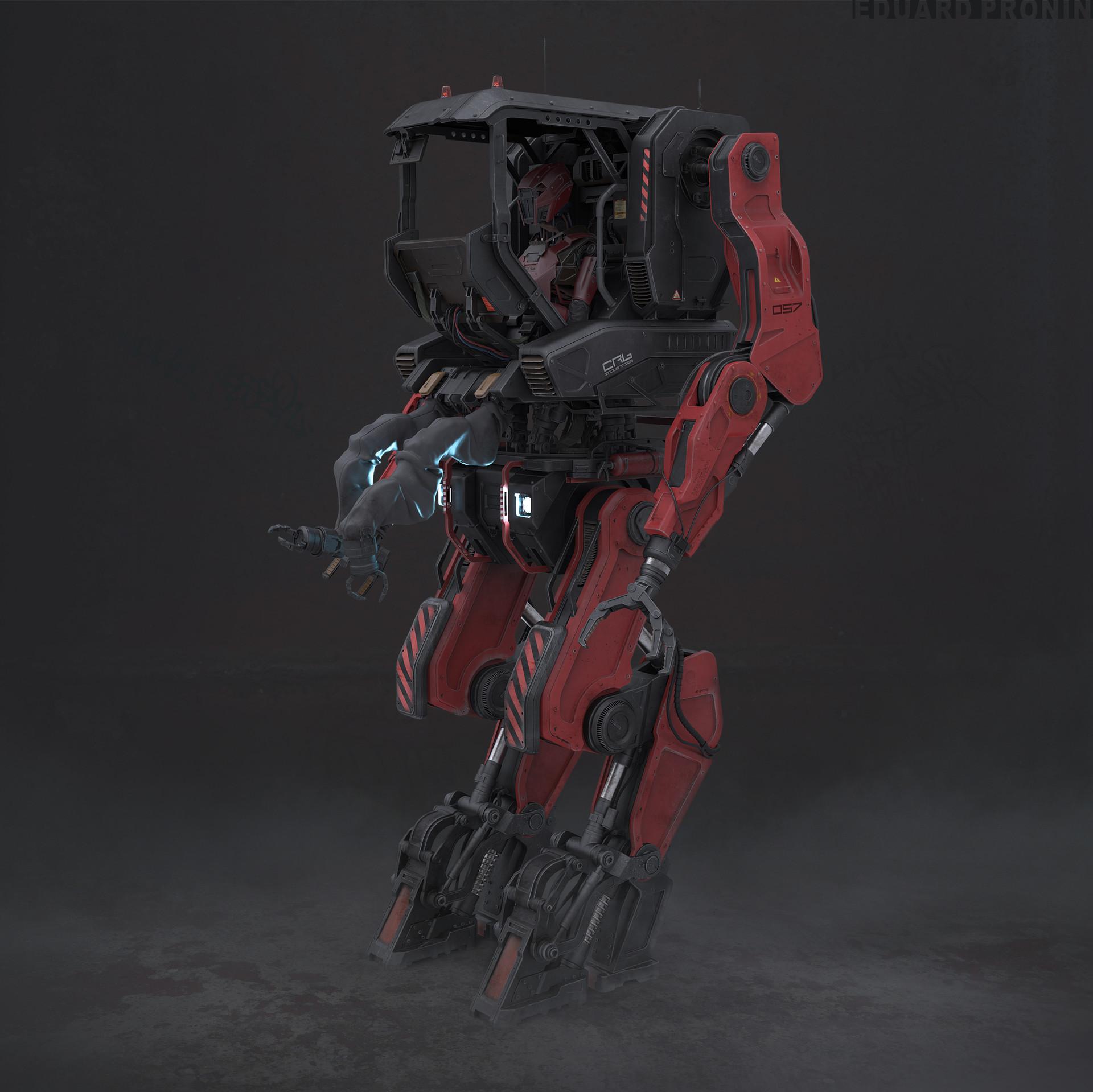 Eduard pronin robot loader