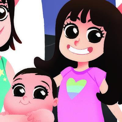 Amelia vidal familia