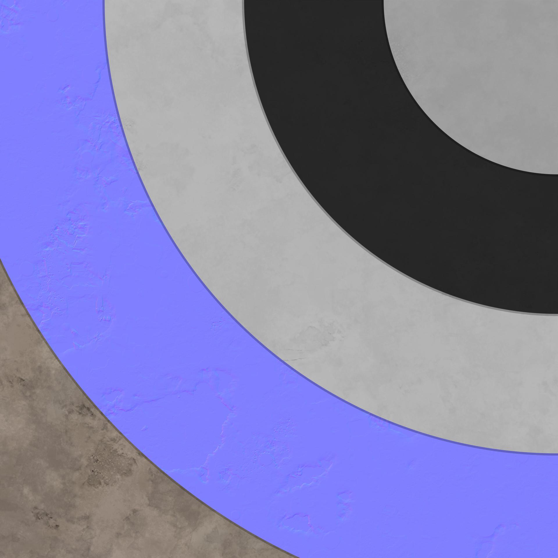 Victor santos concrete textures