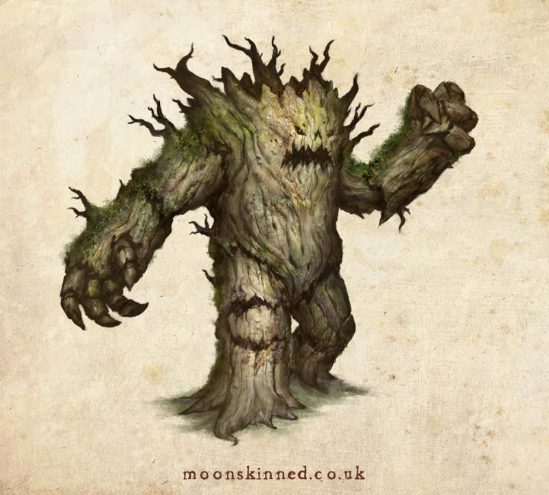 Sam lamont sam lamont tree beast