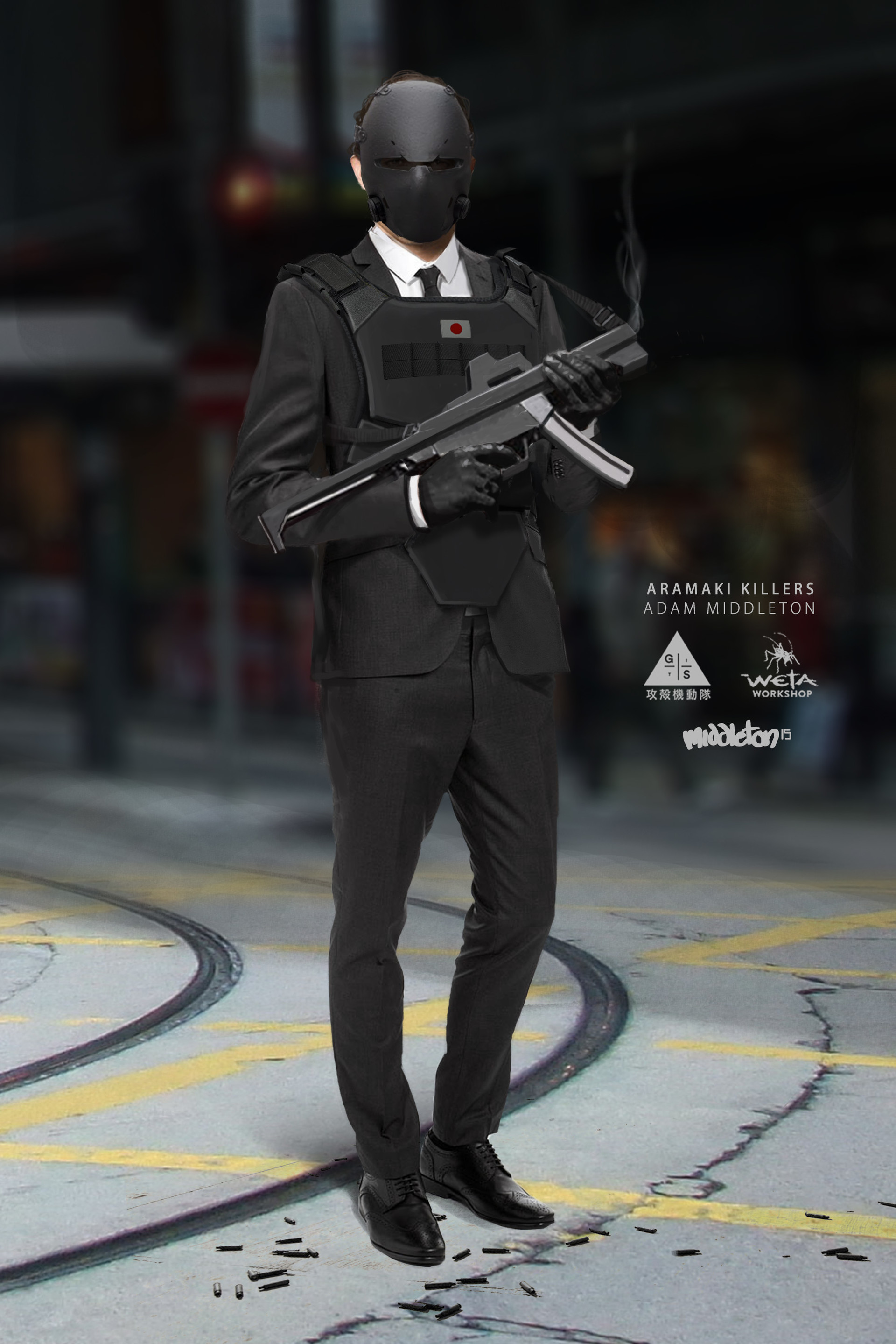 Section 6 Security/Assassin