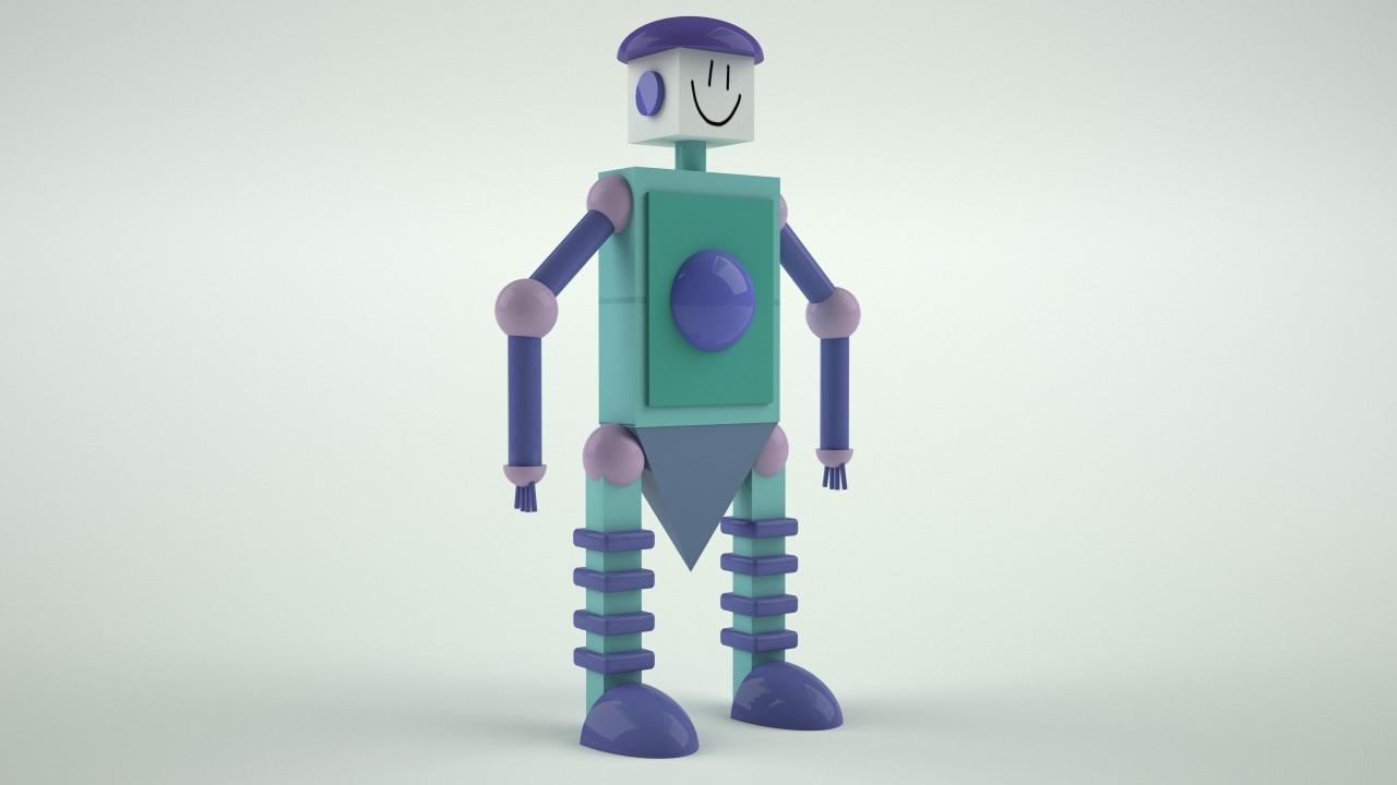 Mr Roobot