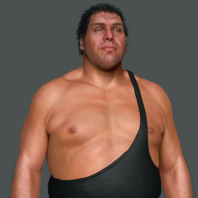 André the Giant - WWE