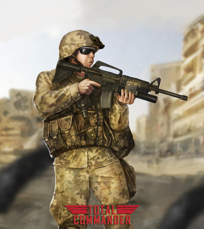 Gustavo torqueto soldier totalcommander