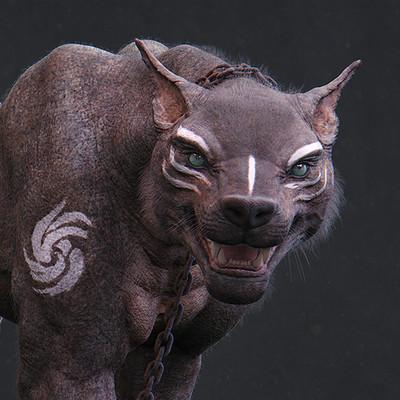 Riyx hasan creature left final