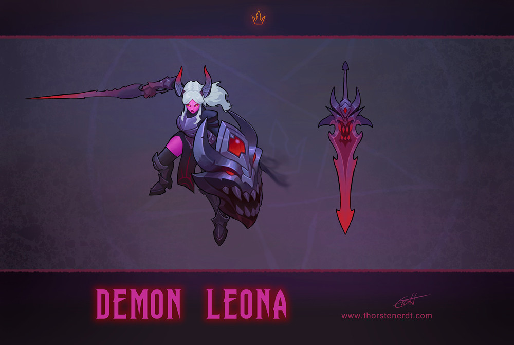 Thorsten erdt demon leona final