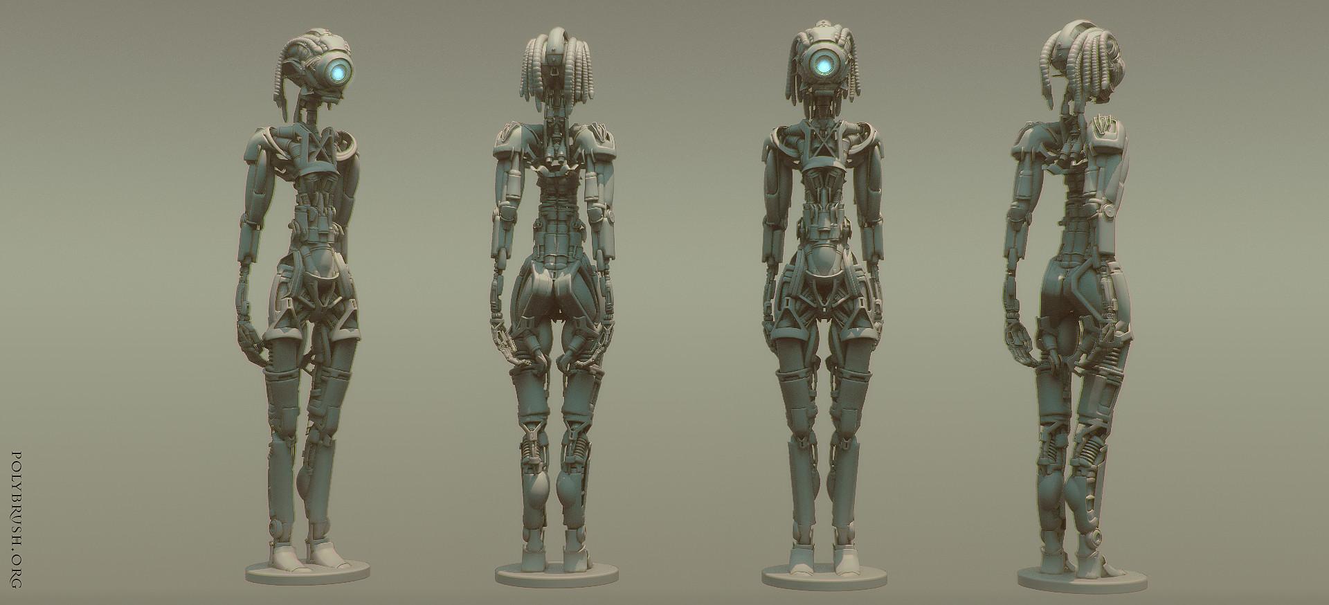 Arseniy korablev robot 3