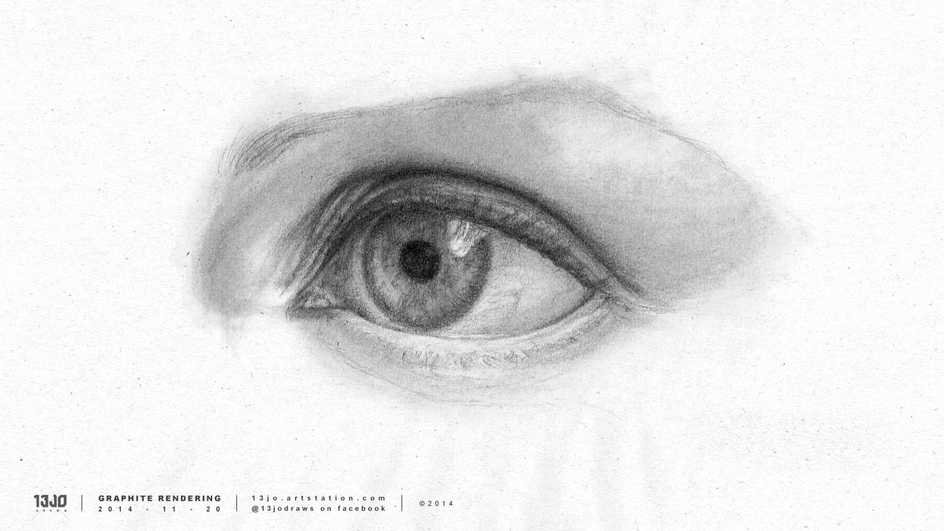 The mandatory eye study.