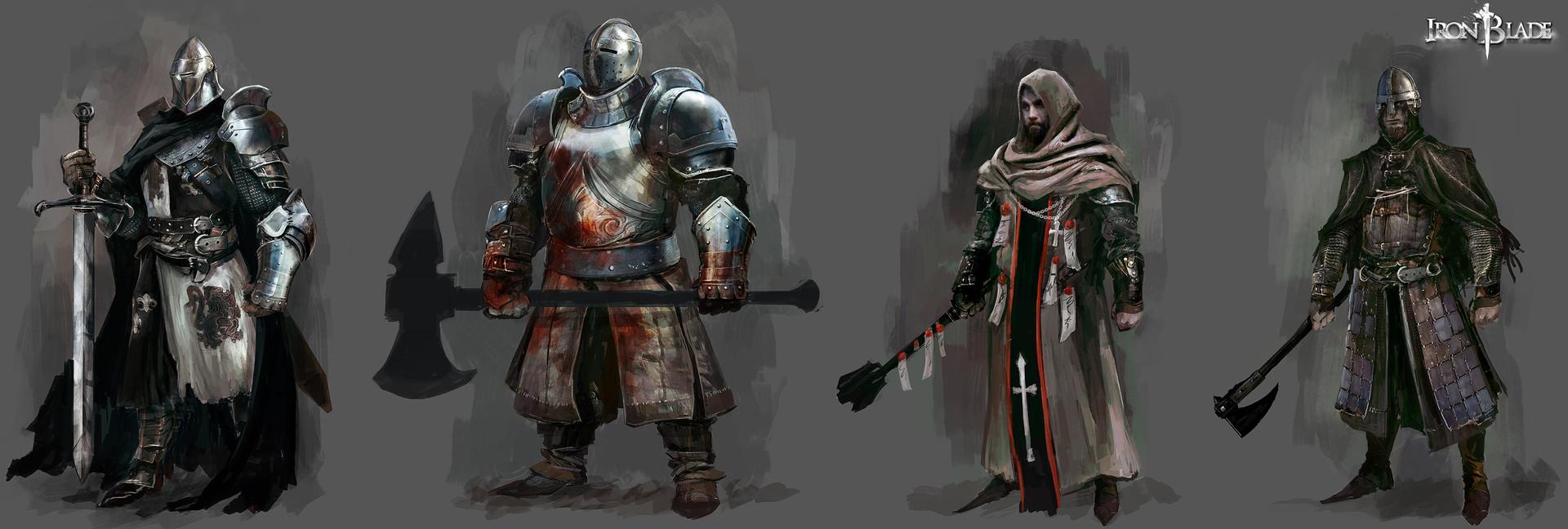 Alexandre chaudret gca characters ennemies 03