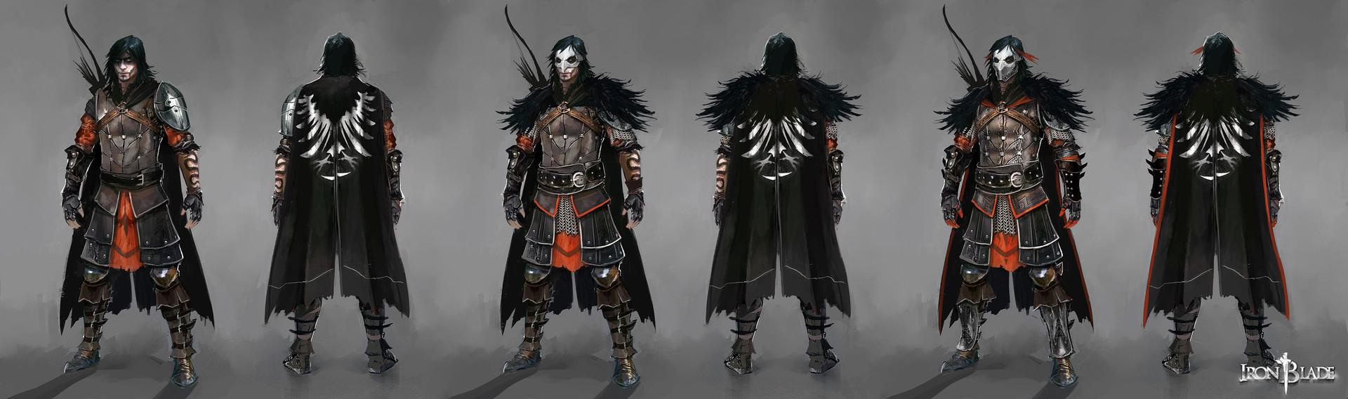 Alexandre chaudret hf armorset armors03
