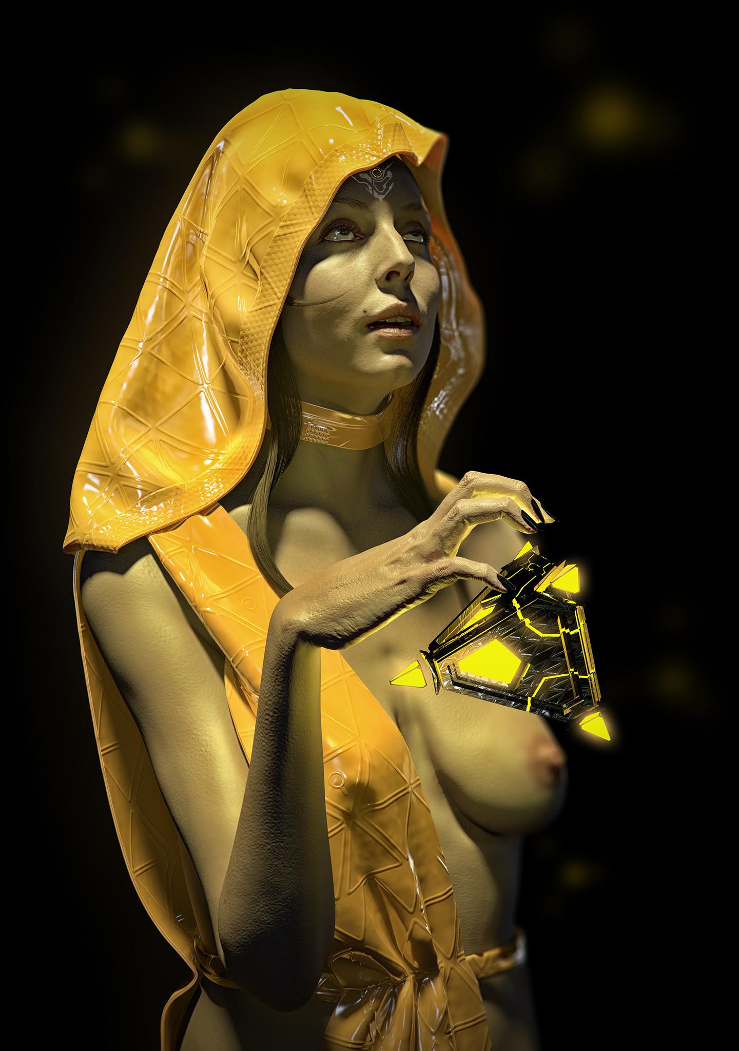Piotr rusnarczyk yellow hood 01