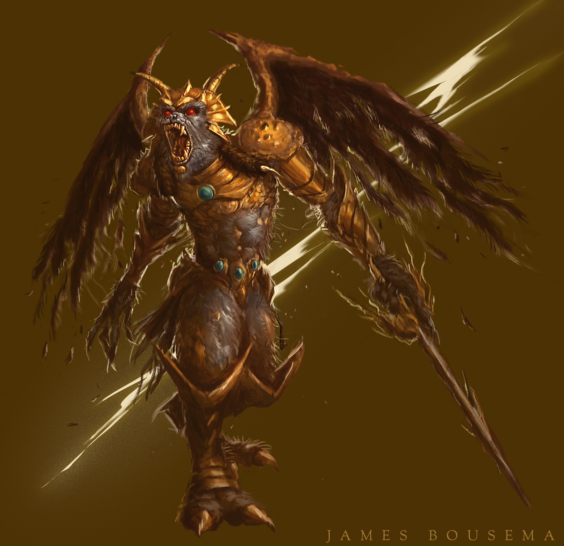 James bousema goldar