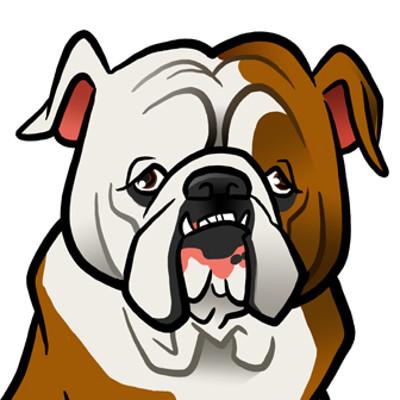 Steve rampton en bulldog
