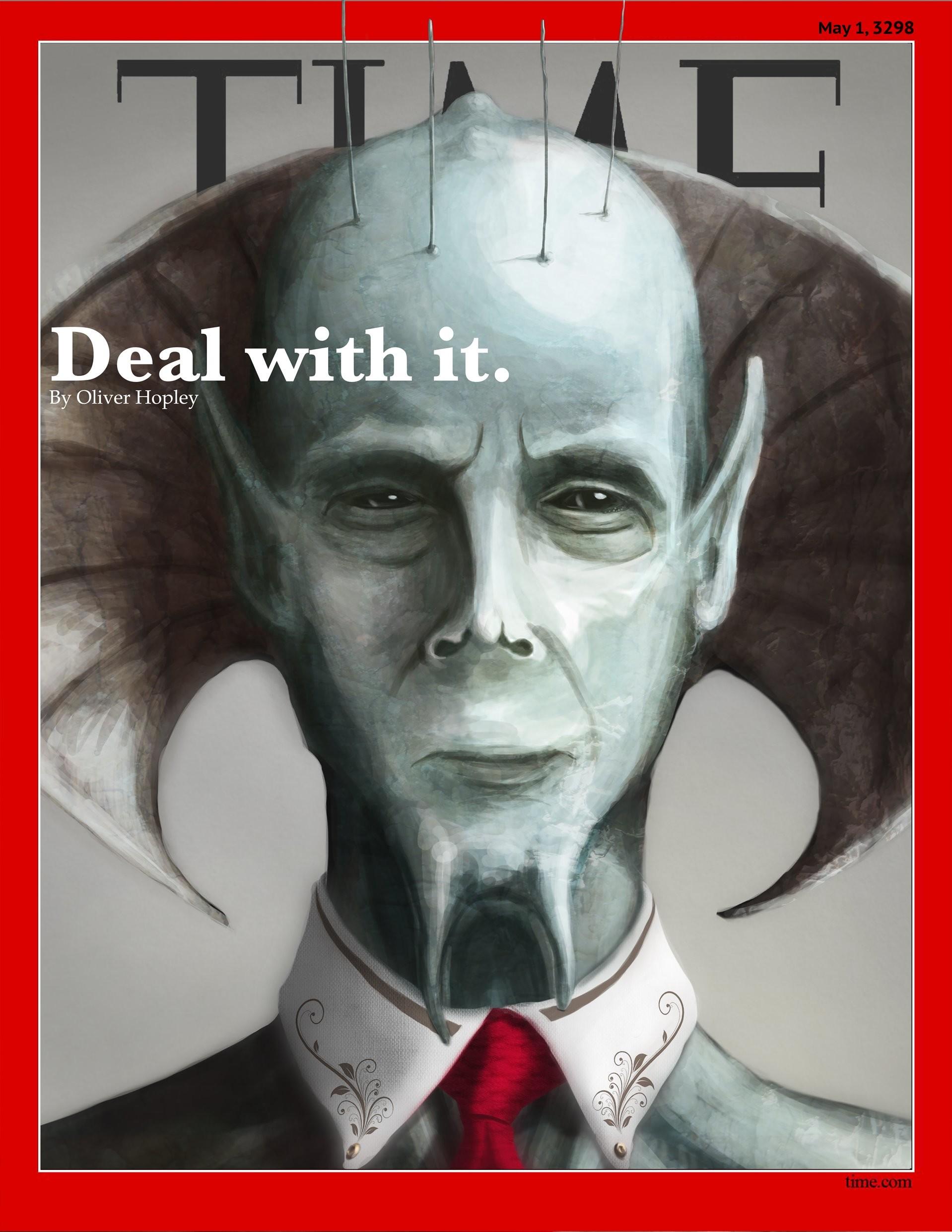 Time - Alien Trump