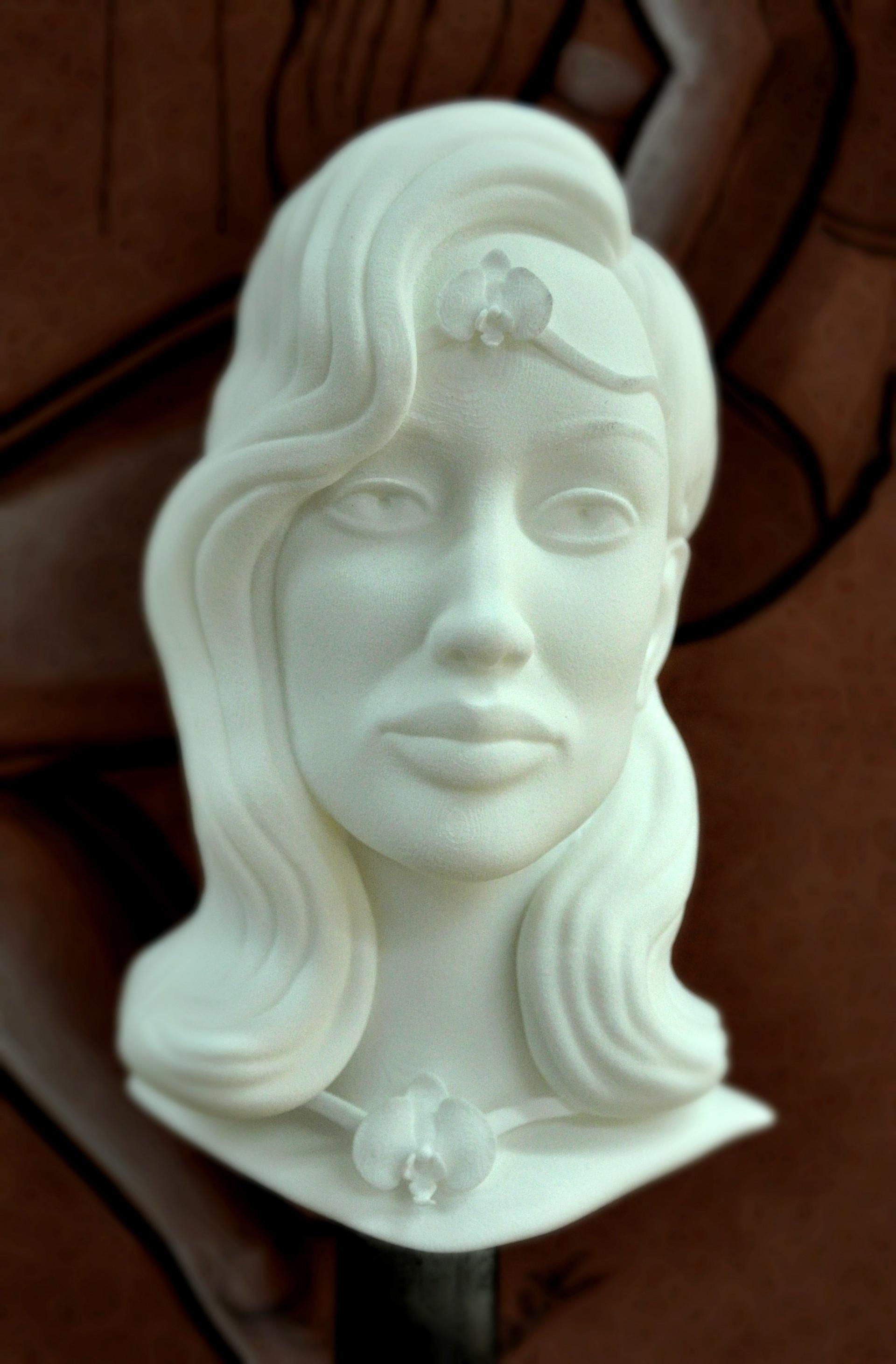 3D print from Z Brush obj