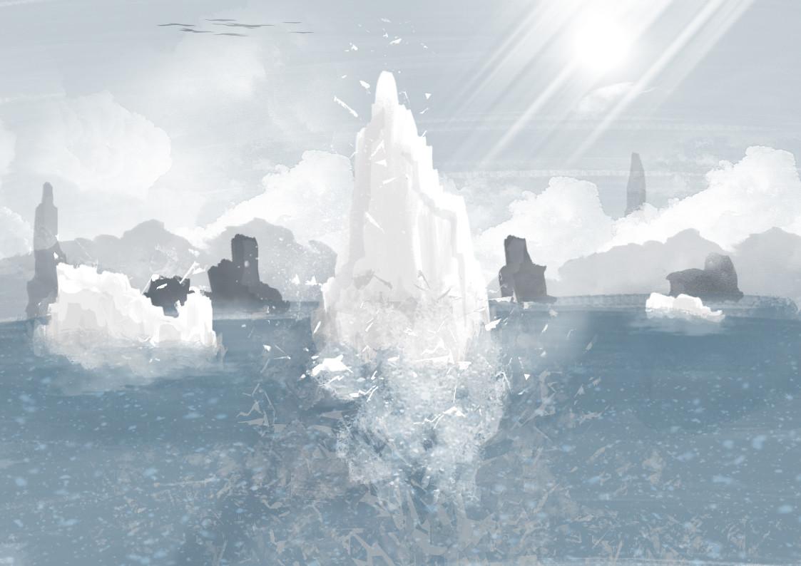 Meli magali 9 iceberg
