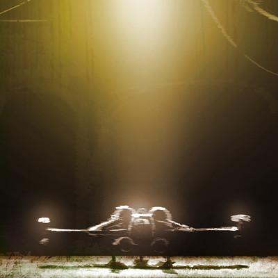 Midhat kapetanovic speedpainting x wing