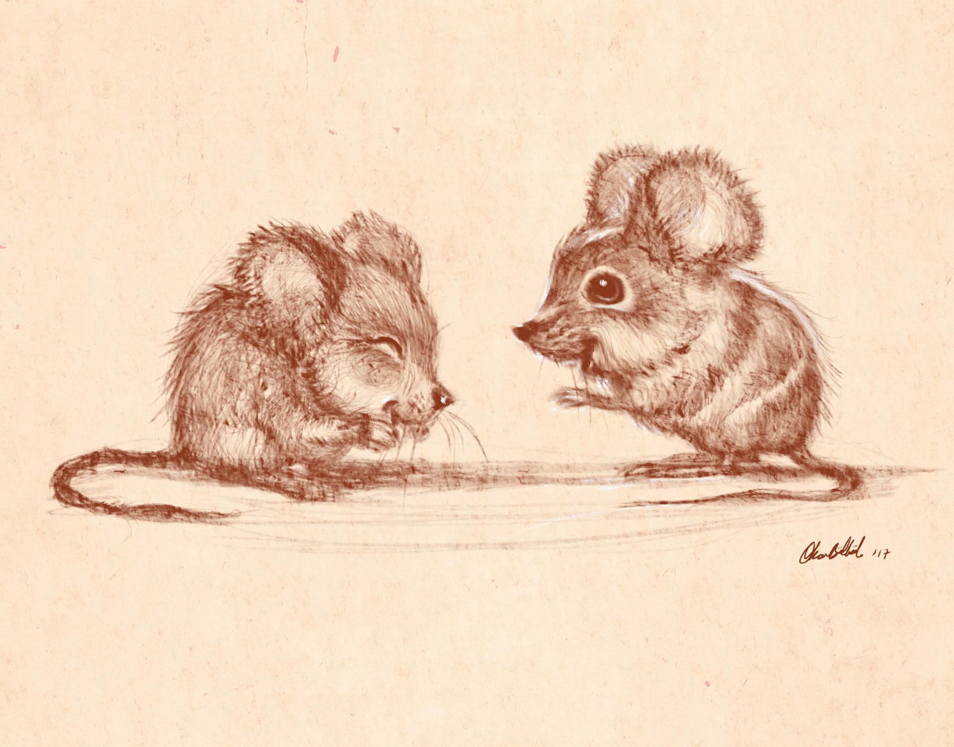 Okan bulbul mouses