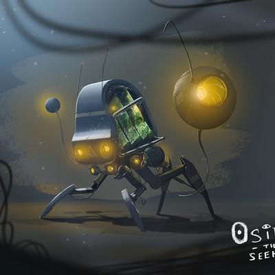 William marchant robot3 22finish