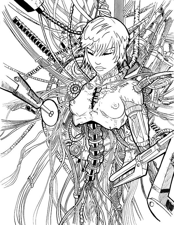Cyberpunk Ink