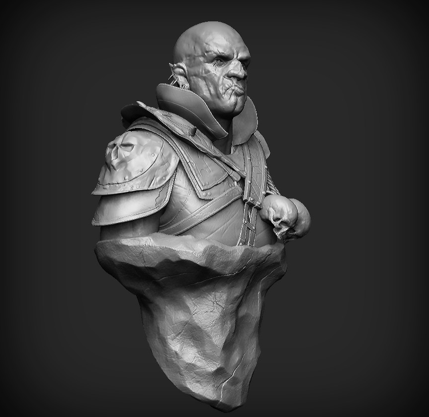 Orc Concept Design