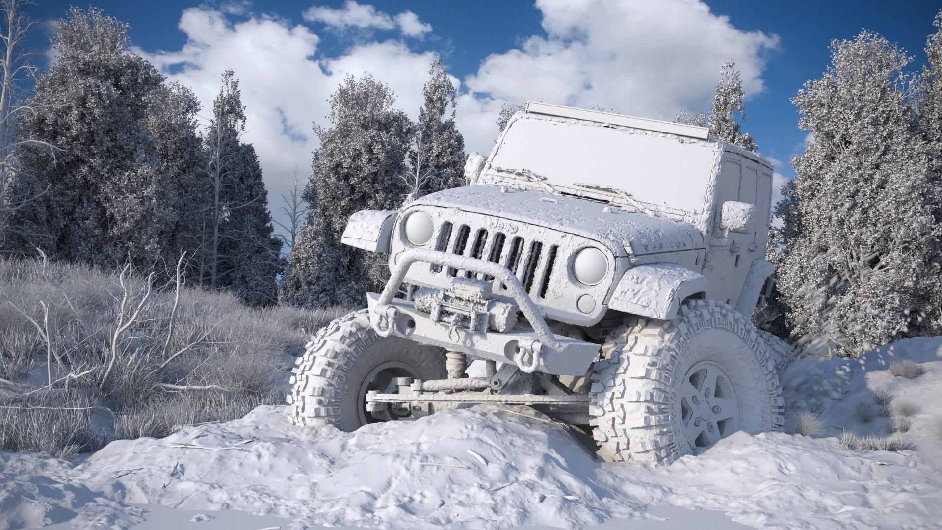 Shabeer mv jeep clay