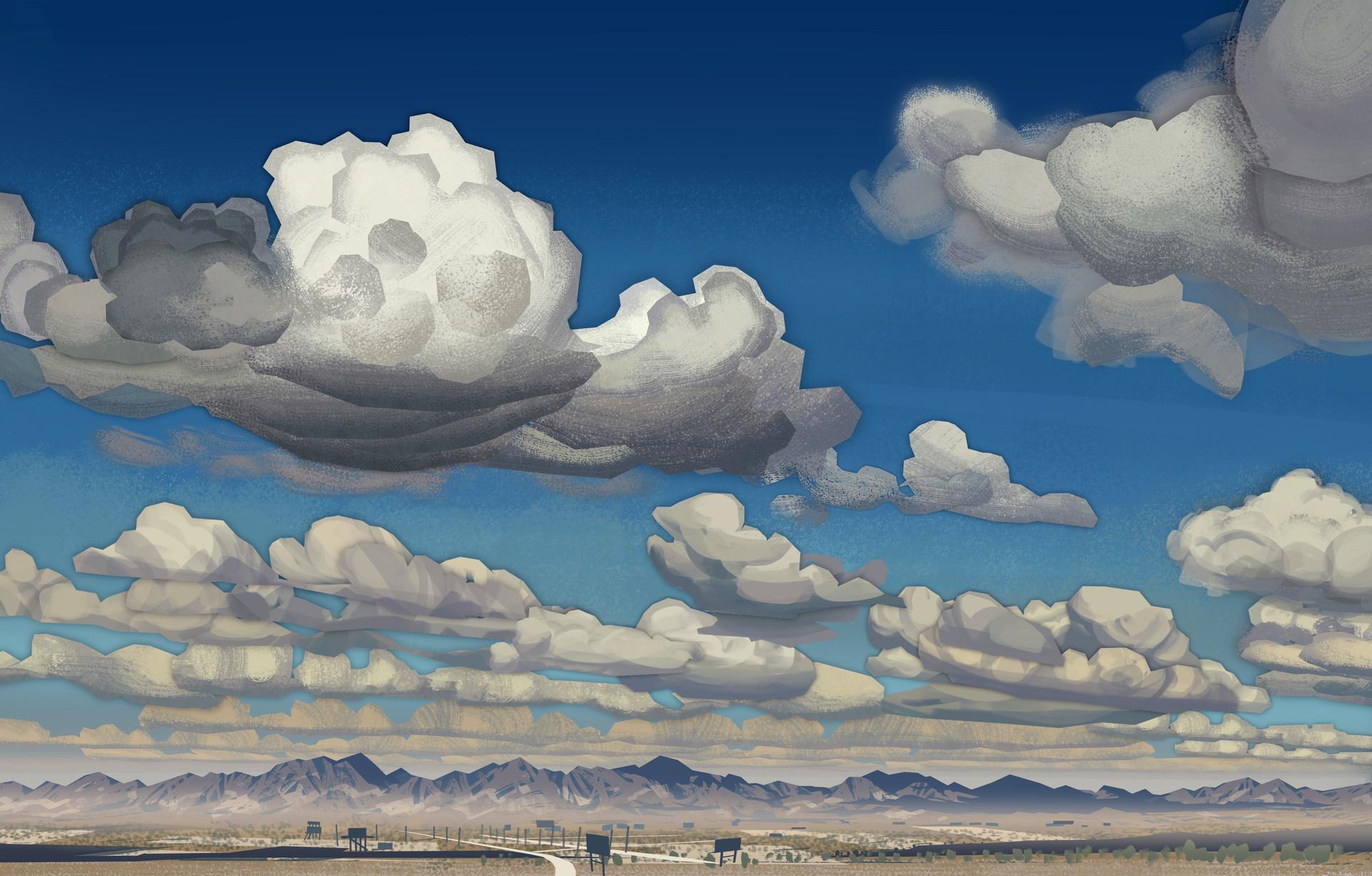 Harald ardeias clouds ready 2