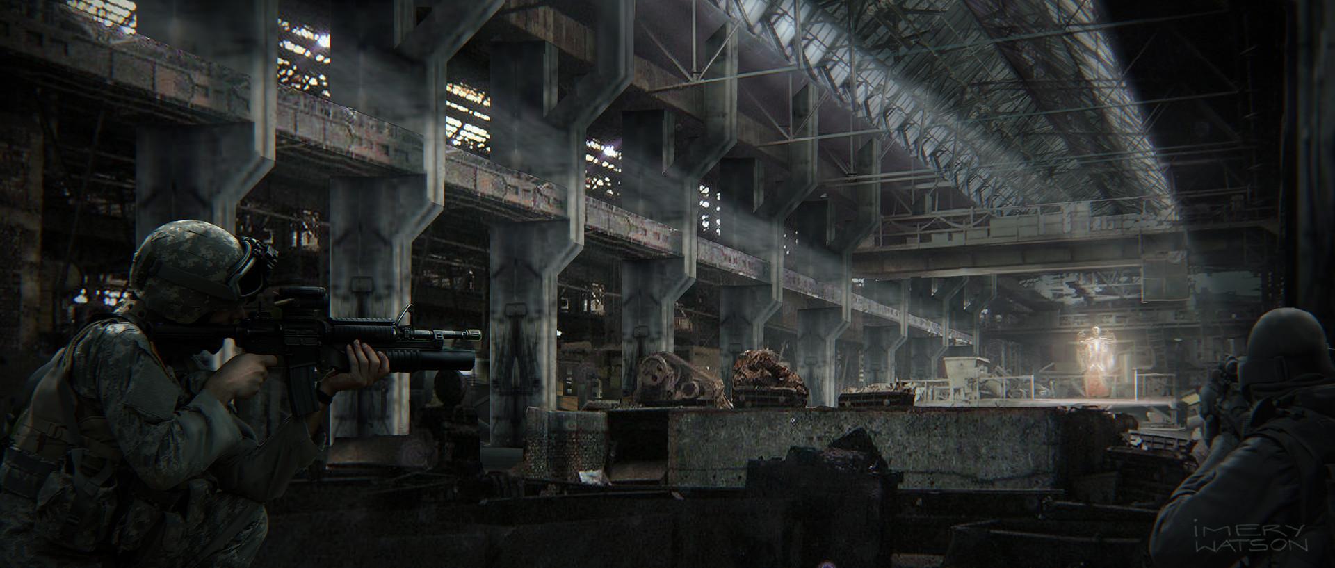 Imery watson factory
