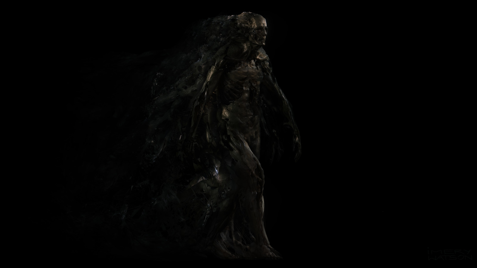 Spectral - creature/look development
