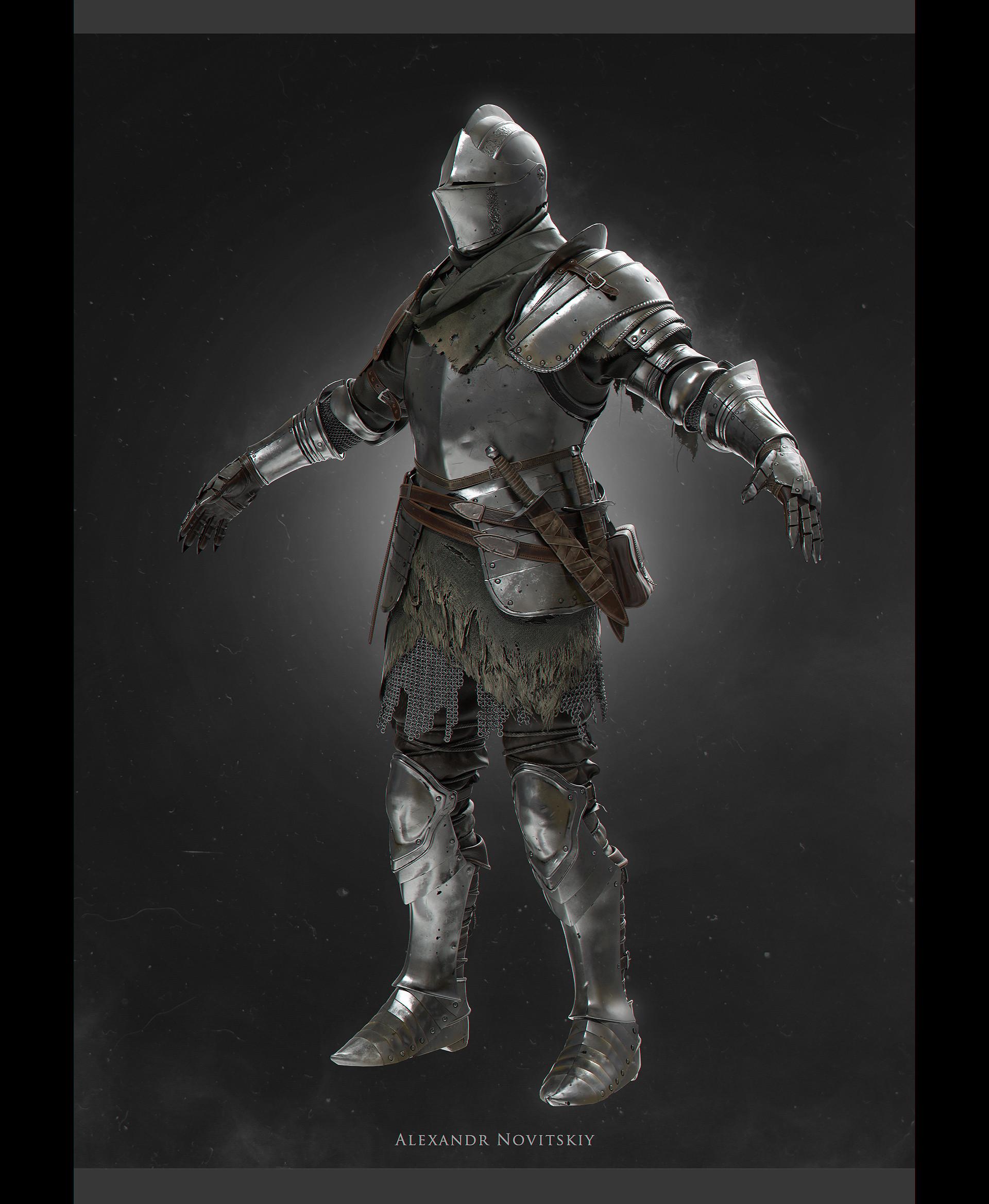 Alexandr novitskiy dark knight one