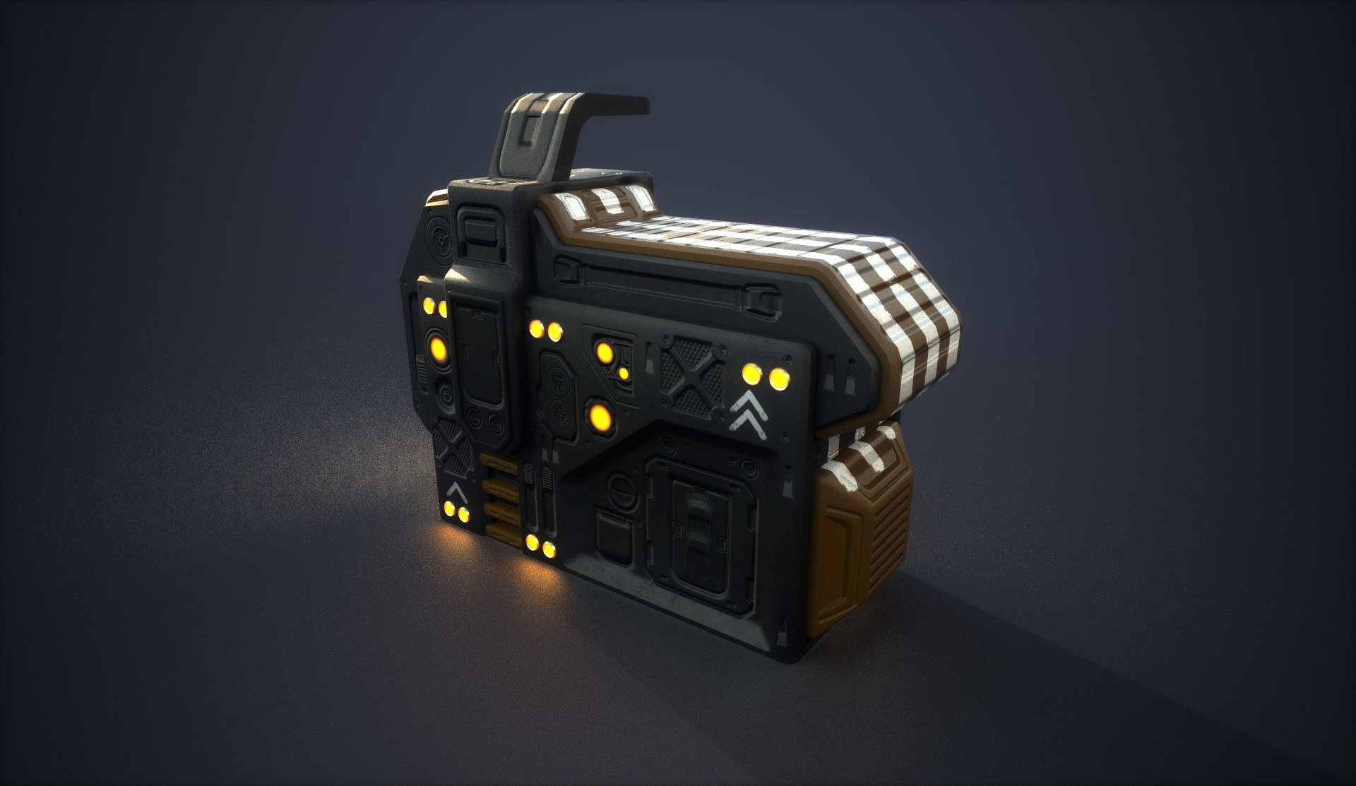 Jordan spinks ammo box small