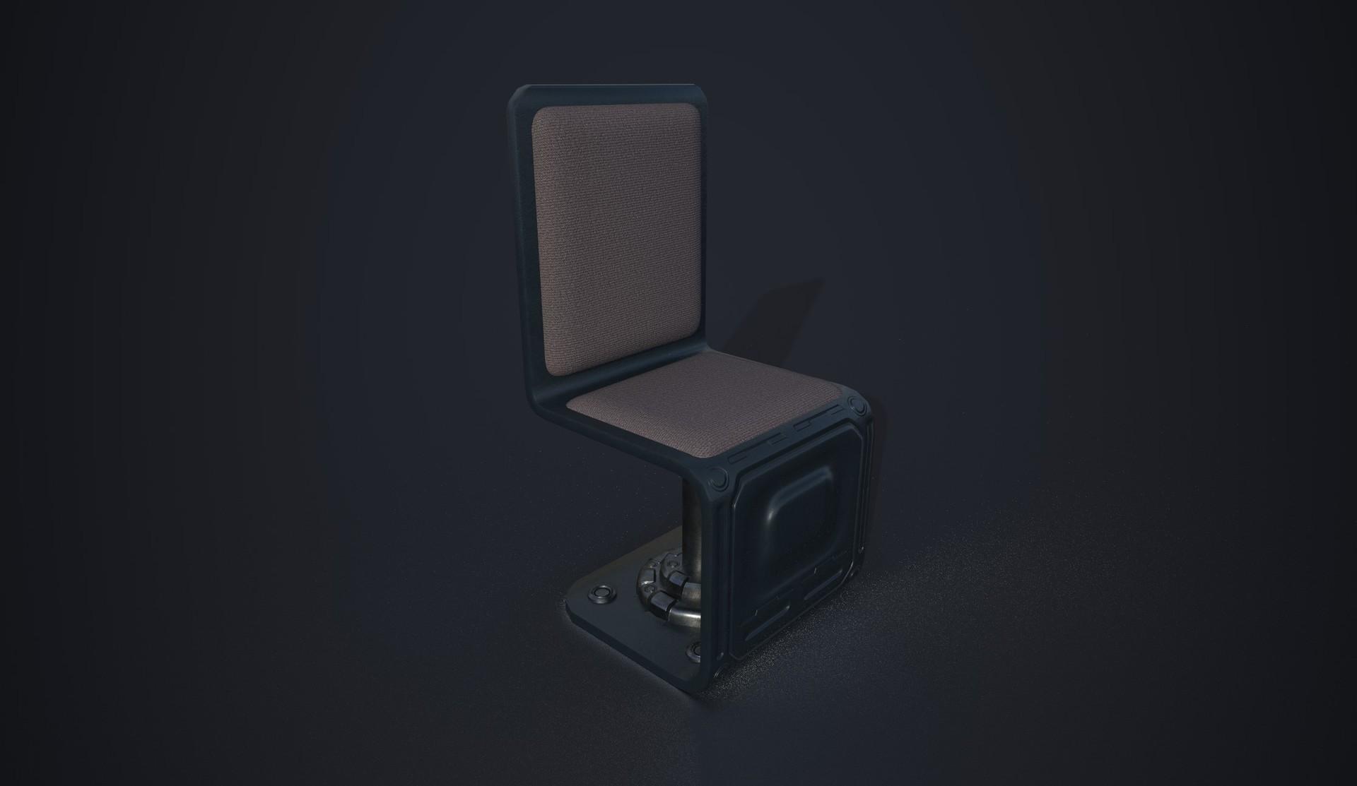 Jordan spinks chair