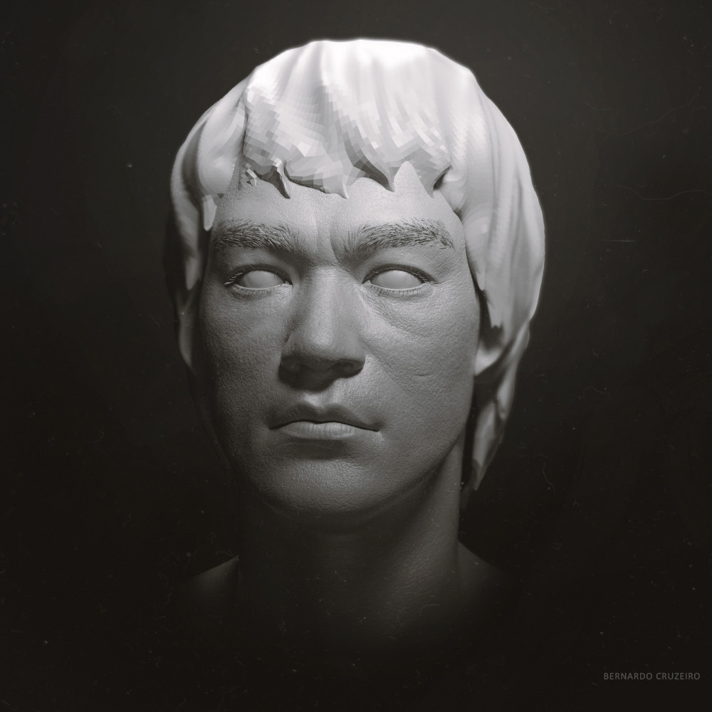 Bruce Lee Likeness - Personal