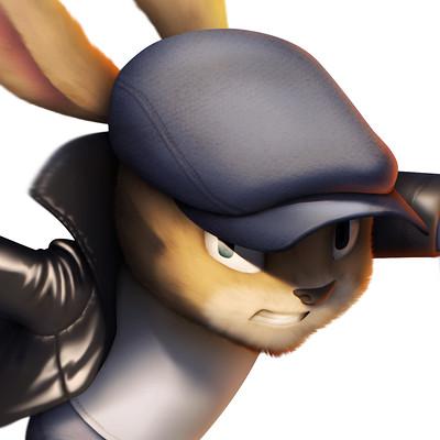 Guilherme da cas bunny poster 15