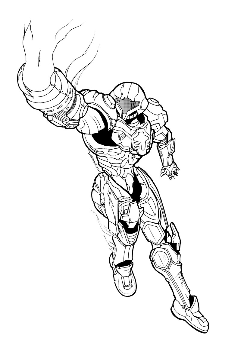 Anthony nougarede samus
