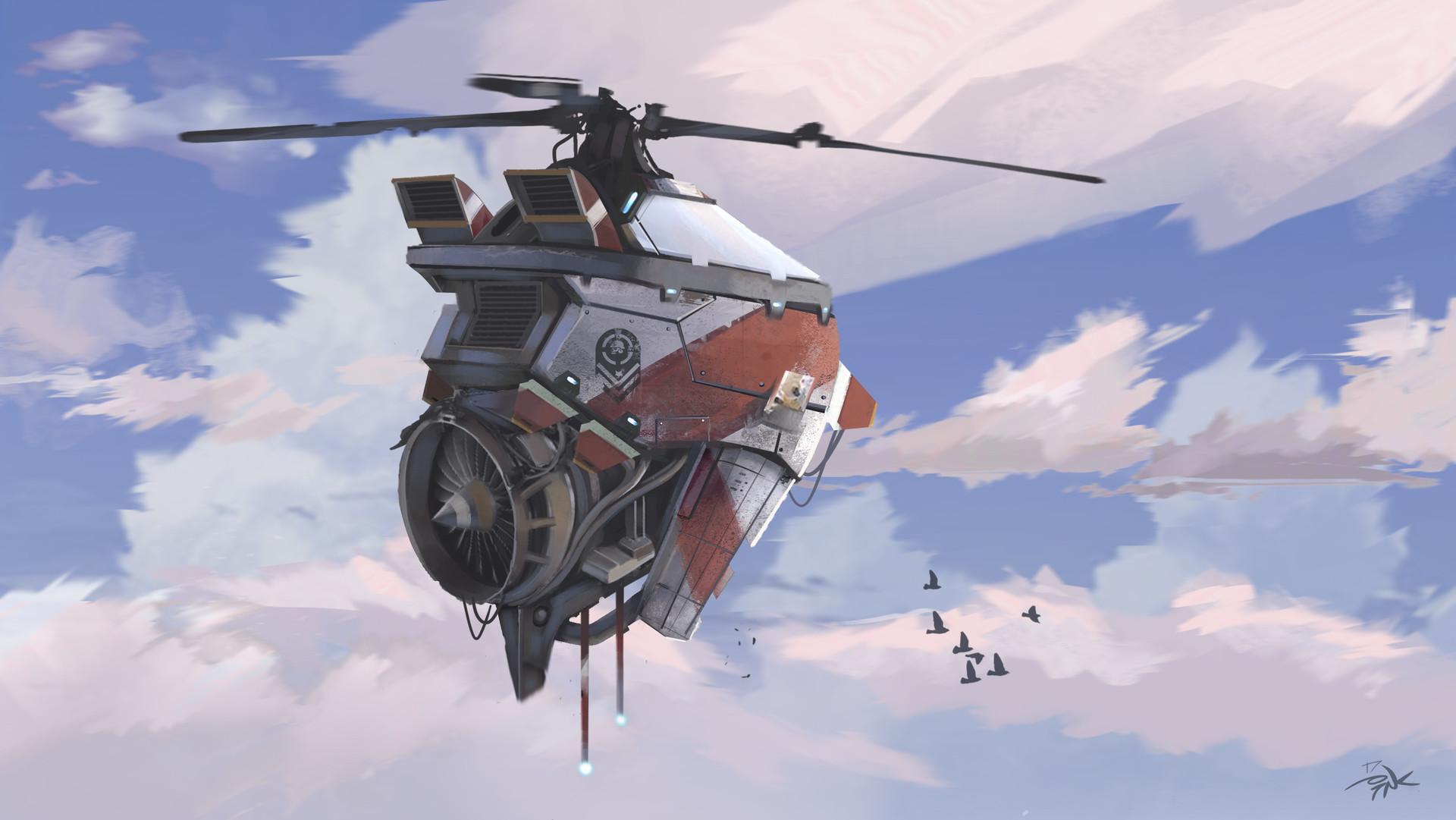 Inaki andonegi sky machine
