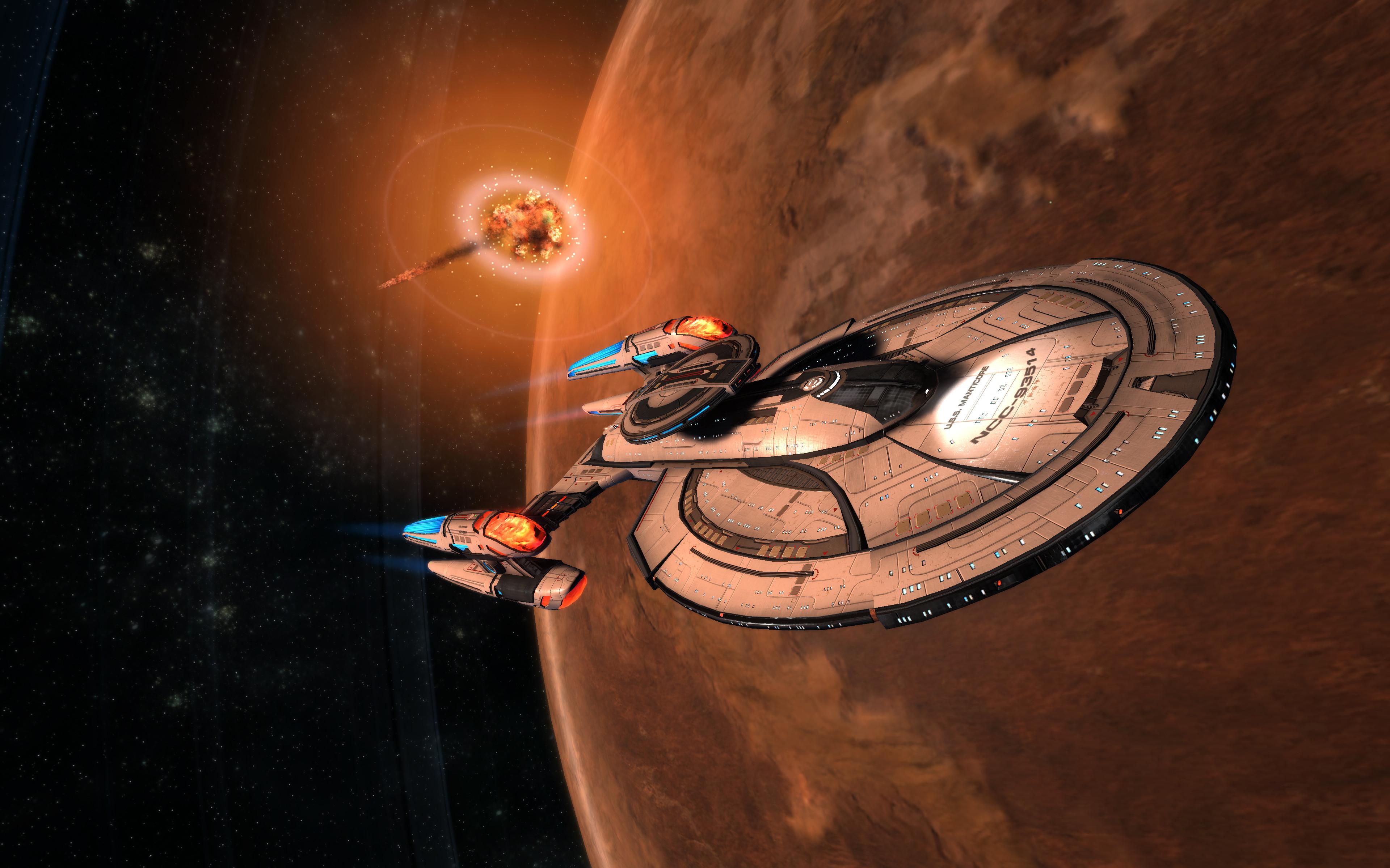 Star Trek Online in-game screenshot