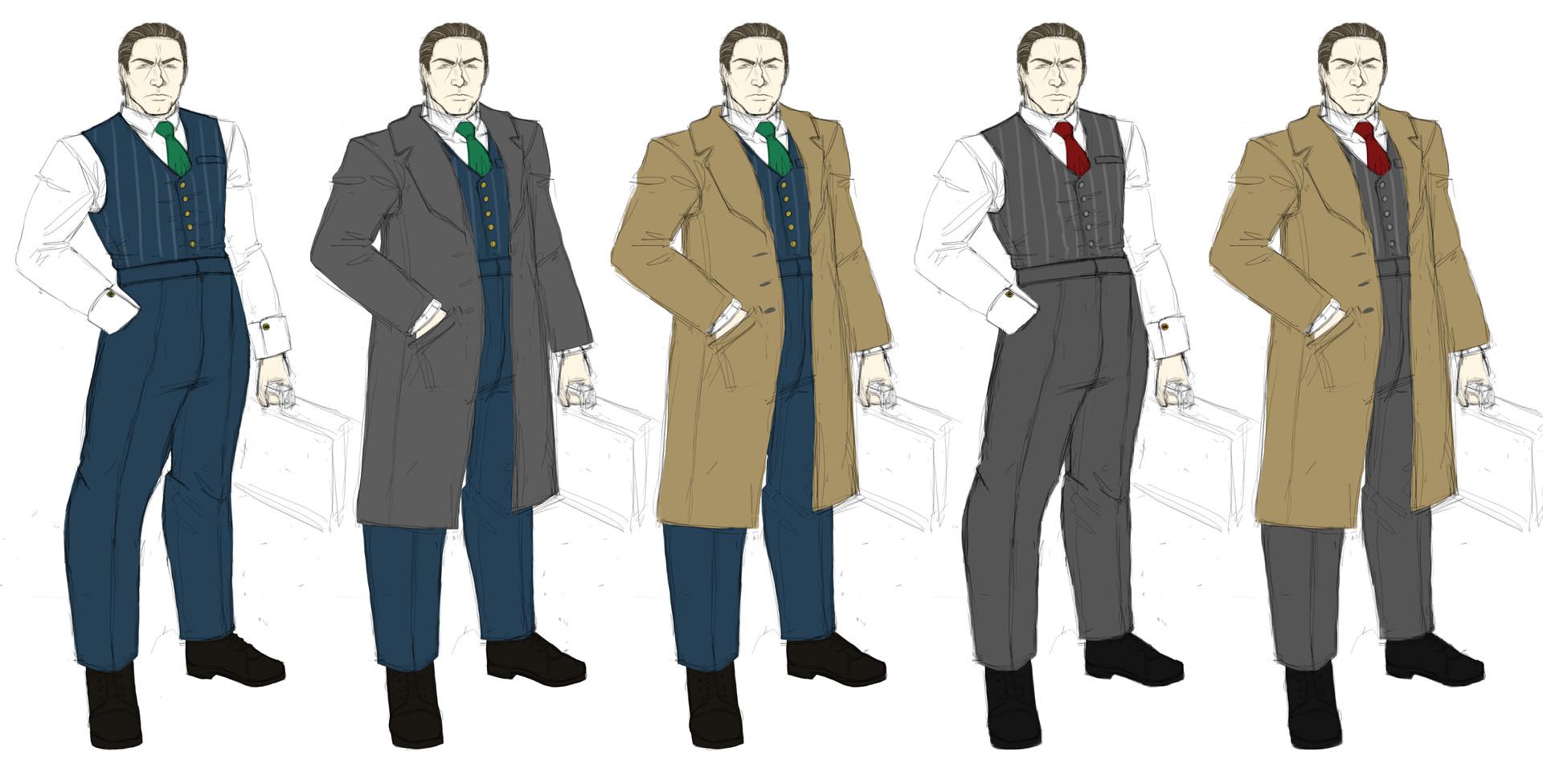 Sietske hereijgers underboss outfit 3