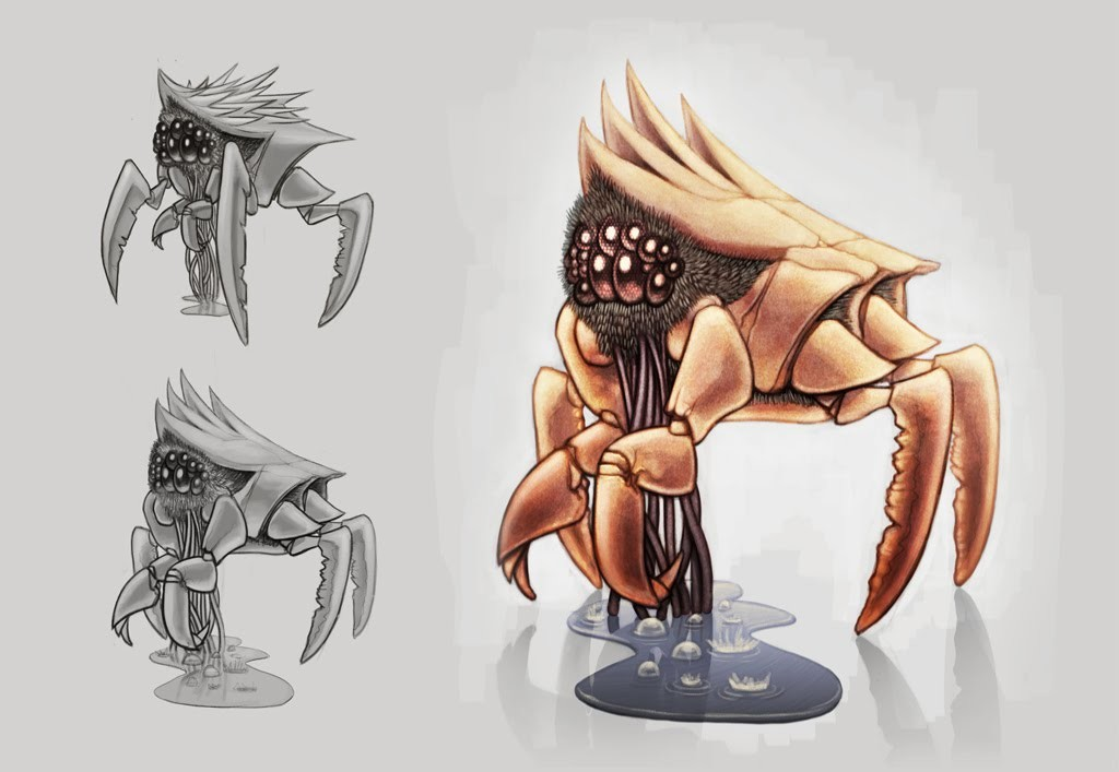 creature debvelopment